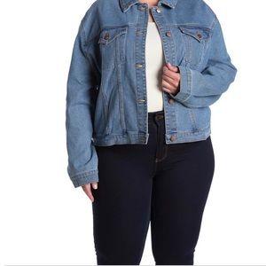 Rachel Rachel  Roy cropped denim jacket